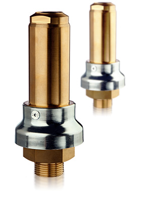 Safety Valves for fluids, granular materials and dusts