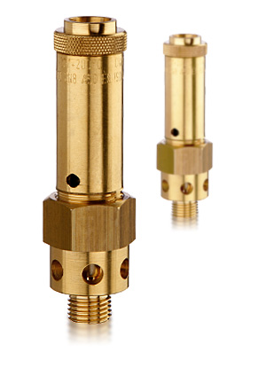 Venting Safety Valves
